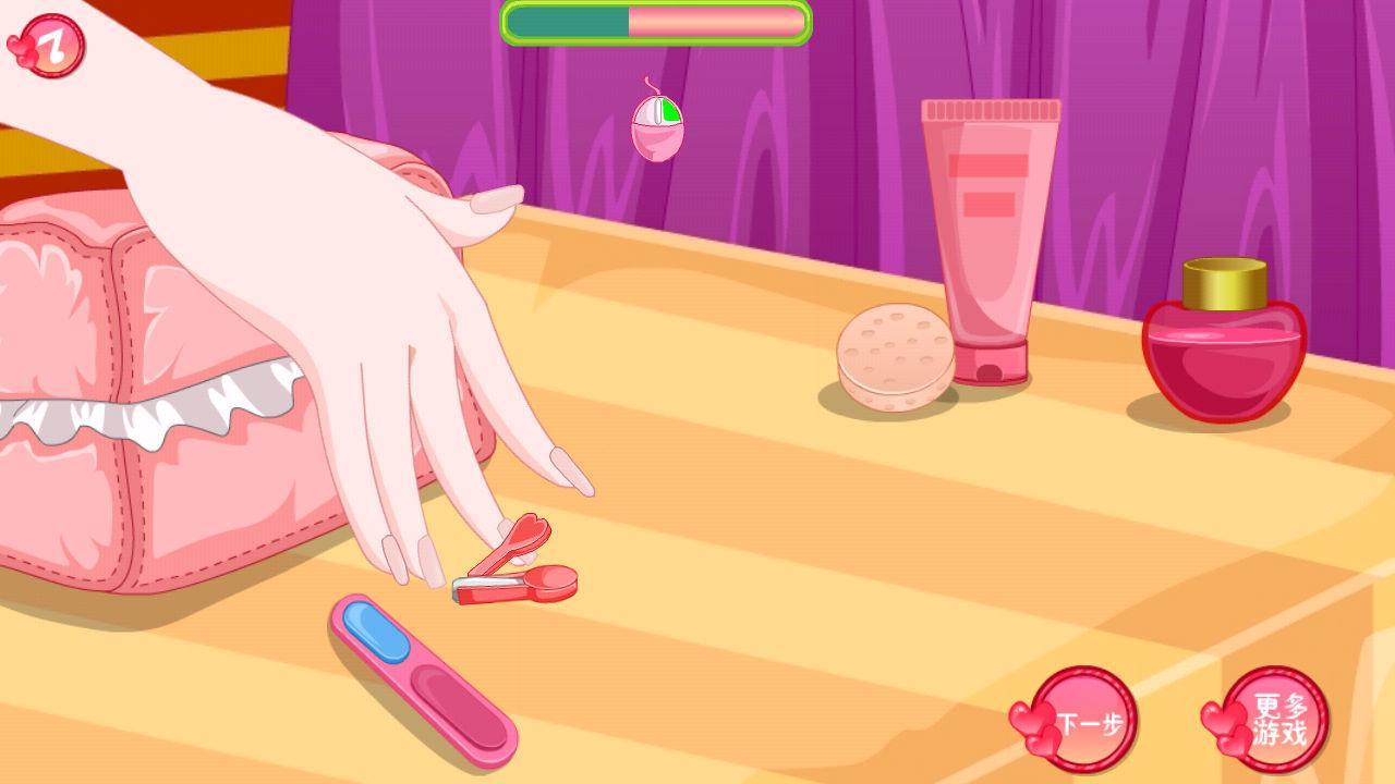 芭比成为彩妆师