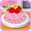 美味蛋糕烹饪