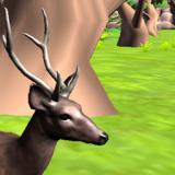 非常普通的暴徒鹿