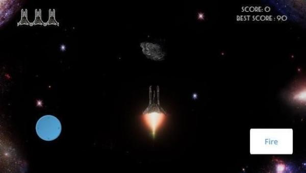银河战争太空探险