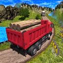 山路运输卡车驾驶