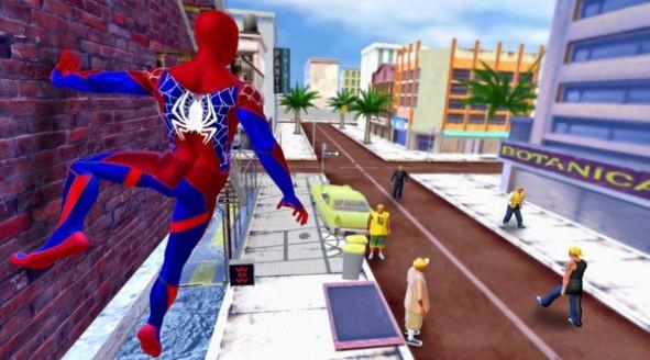 传奇绳索蜘蛛侠