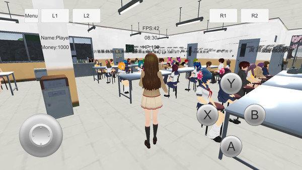 女子学校模拟器2021