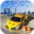 3D停车场驾驶游戏