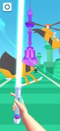 激光剑刺客