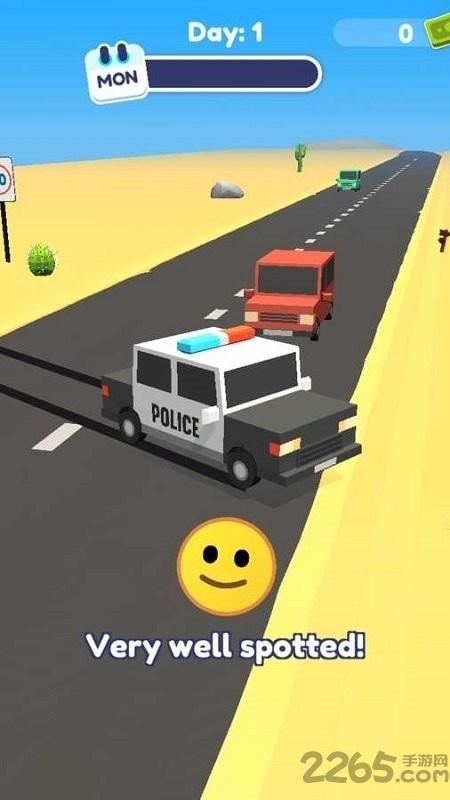成为警察3D
