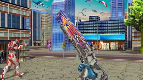 机器人城市乱斗