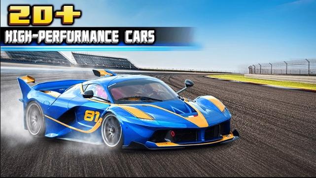拇指漂移赛车游戏