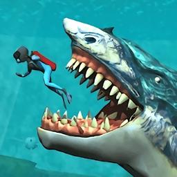 鲸鲨攻击模拟器