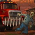战车撞僵尸游戏