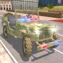 警察吉普车模拟器