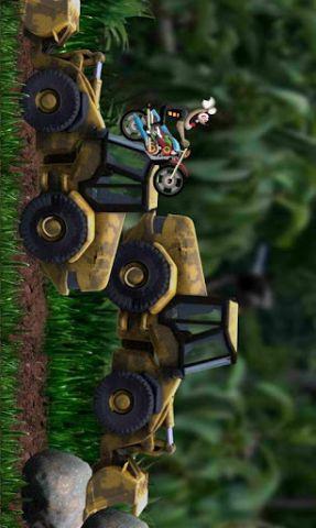 公路摩托车赛车手