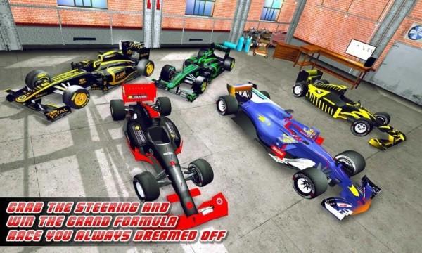 公式赛车模拟器