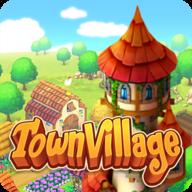 TownVillage无限钻石金币版
