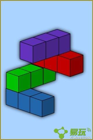 五色俄罗斯方块