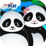 熊猫学前班学习
