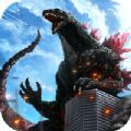 怪兽毁灭城市游戏