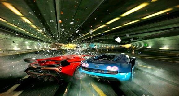 狂野飙车游戏系列
