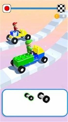 定制车辆比赛3D