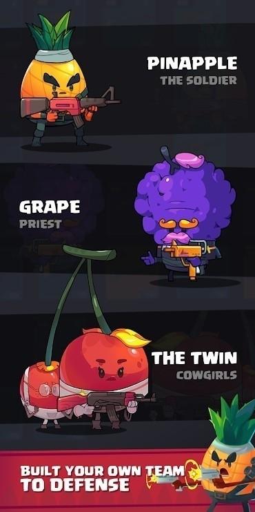 水果英雄乱斗
