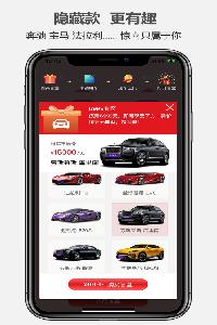盲盒租车app