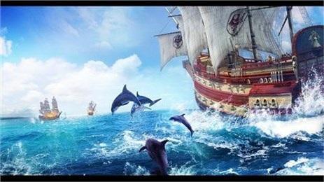 海上冒险游戏