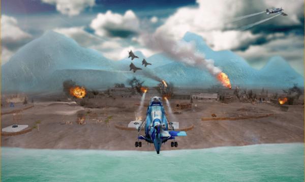 防御外星飞船