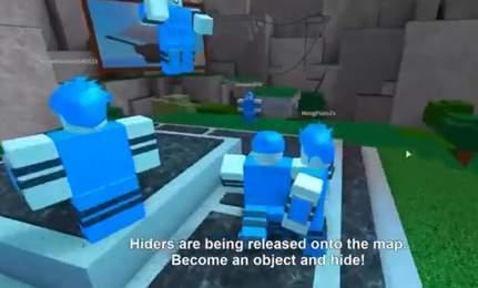 roblox躲猫猫模拟器