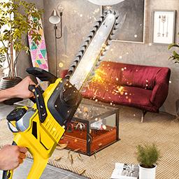 破坏家具模拟