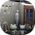 逃脱游戏美术室
