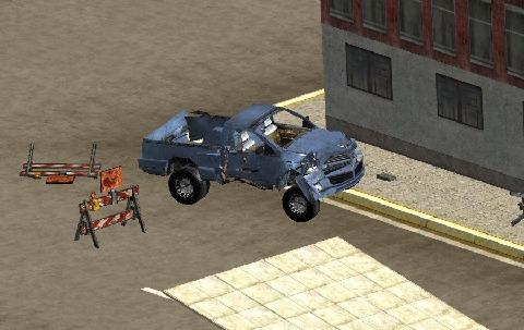 死亡沙漠疯狂赛车3D